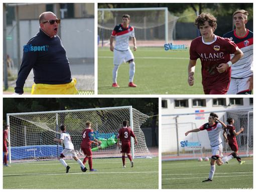 Calcio, Vado - Borgosesia 2-0: la fotogallery del match infrasettimanale