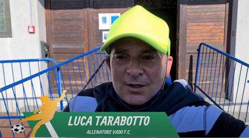 """Calcio, Vado. Lo 0-5 con il Legnano porta i rossoblu a un passo dalla retrocessione. Luca Tarabotto: """"Primi 20 minuti fatti bene, poi siamo caduti nei soliti errori"""" (VIDEO)"""