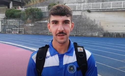 """Calcio, Varazze. Il gol di Alessandro Damonte decide il match con l'Alassio FC: """"Vincere era fondamentale"""" (VIDEO)"""