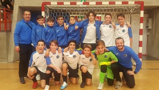 Calcio Giovanile: festa grande nel vivaio del Varazze dopo l vittoria del Memorial Tino