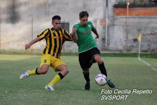 """Calcio, Prima Categoria. Prima gioia in carriera per il giovane dello Speranza Denis Monetta: """"Partita difficile, ma è stato importante conquistare il primo successo"""""""