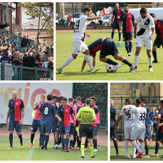 """Calcio, Serie D: il Vado strappa un punto a Casale, le immagini del pareggio del """"Palli"""""""
