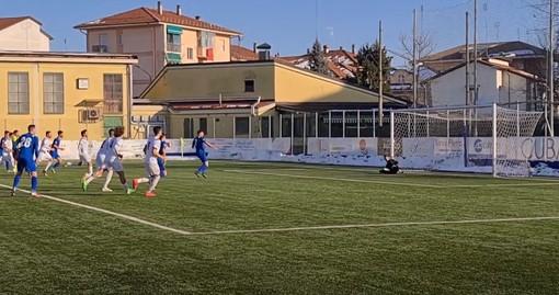 Calcio- Fossano - Vado 2-0. Alfiero cecchino dal dischetto. Ecco i due rigori realizzati (VIDEO)