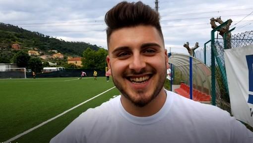 """Calcio, Olimpia Carcarese. E' tempo di festeggiare per mister Alloisio: """"Grazie a Carlo Pizzorno che ha creduto in me. Un gruppo di ragazzi si sono trasformati in uomini"""" (VIDEO)"""