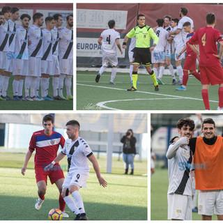 Calcio, Campomorone - Albenga. Il ritorno alla vittoria degli ingauni nella fotogallery di Matteo Pelucchi