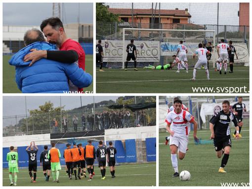 La Genova Calcio espugna 1-0 il Riva con Morando. Gli scatti di Lorenzo Tortarolo