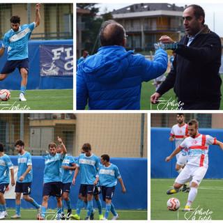 Calcio, Eccellenza. Tris Pietra Ligure alla Genova Calcio, la fotogallery di Giulia Intili