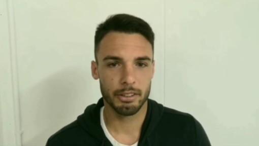"""Calcio, Albenga. Prima ufficiale per Facundo Marquez: """"Felice per l'approccio con città, squadra e mister"""" (VIDEO)"""