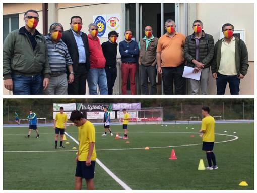 Celle - Riviera: ripartono gli allenamenti, mentre la società vara il suo primo direttivo. Alberto Pescetto eletto presidente