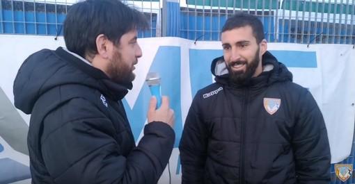 """Calcio, Albenga. Juan Pablo Gargiulo non cerca giri di parole """"Con l'Imperia sarà una finale"""" (VIDEO)"""