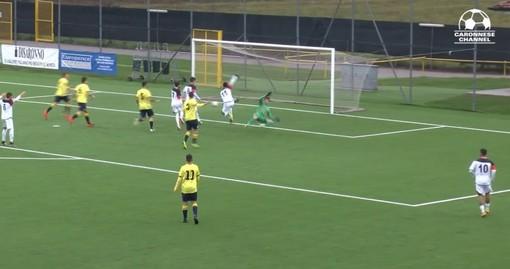 Calcio, Caronnese - Vado 4-1, la sintesi della sconfitta rossoblu (VIDEO)