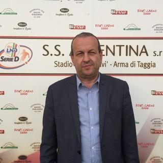 Calcio dilettantistico. Clamoroso, Stefano Ragazzoni si candida alla presidenza del Comitato Regionale Ligure