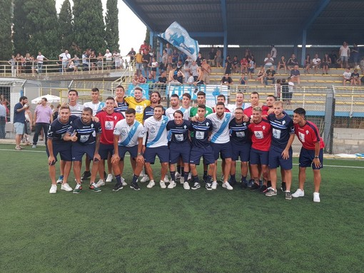 Calcio, Albissola: oggi si fa la storia, alle 14:30 l'esordio in Serie C contro l'Olbia