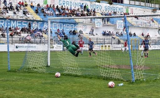 Calcio, Serie D: primo round playoff per la Sanremese, alle 17:30 sarà sfida alla Castellanzese