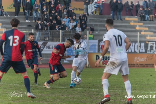 Calcio, Albenga. Riscoprire il proprio dna per rialzare la testa, con il Campomorone sarà sfida verità