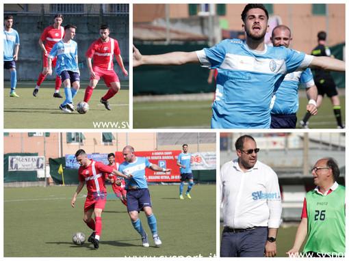 """Calcio, Eccellenza. E' 2-2 tra Genova Calcio e Pietra Ligure, la fotogallery del match disputato al """"Ferrando"""""""