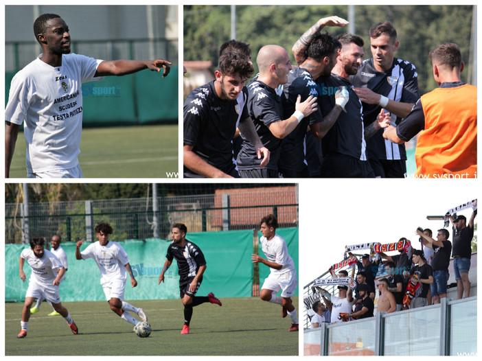 Calcio. L'Albenga conquista i primi tre punti in casa dell'Alassio FC. Gli scatti più belli del match del Ferrando (GALLERY)