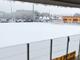 Calcio, Serie D: nevicate in basso Piemonte. UFFICIALE il rinvio di Bra - Vado