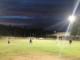 Calizzano, campo sportivo all'avanguardia con le luci a led (FOTO e VIDEO)