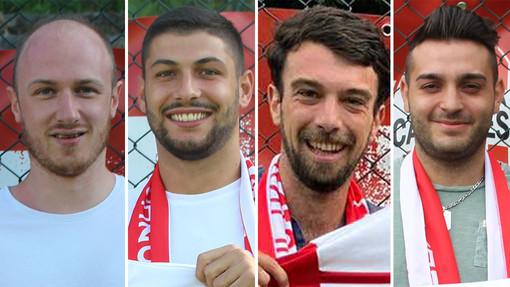Calciomercato. L'Olimpia Carcarese riconferma altri quattro assi. Restano Giribaldi, Moresco, Ferrotti e Mombelloni