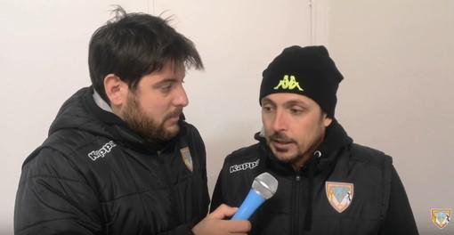 """Calcio, Albenga. Domenica perfetta per Solari: """"Ora quattro mesi di fuoco, con l'Imperia dovremo dimostrare ciò che siamo capaci di fare"""" (VIDEO)"""