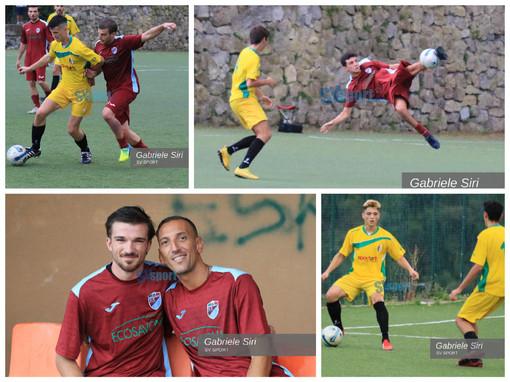 Calcio, amichevoli estive: la fotogallery di Vadese - Veloce negli scatti di Gabriele Siri