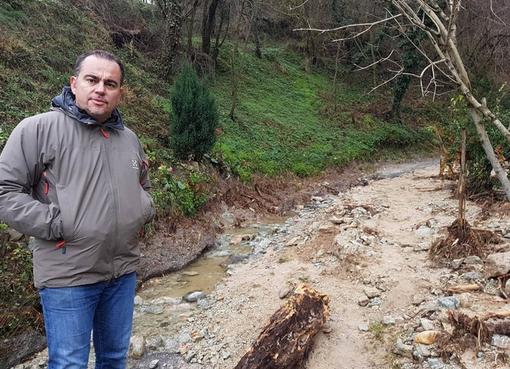 """Calizzano, il sindaco Olivieri: """"Il Comune presenta ancora difficoltà dall'alluvione del 2016, ma vogliamo rialzarci e puntare sull'outdoor"""""""