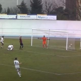 Calcio, Serie D. Gli highlights di Arconatese - Vado, rossoblu sconfitti 2-1 in Lombardia (VIDEO)