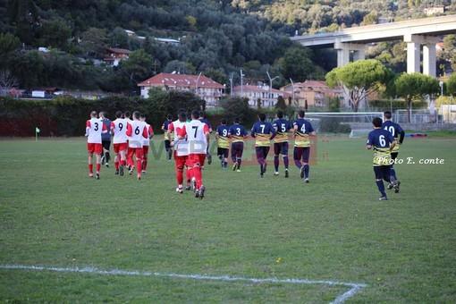 Calcio, Prima Categoria. Don Bosco Valle Intemelia-Letimbro 4-0: gli 80 scatti di Eugenio Conte sul match (FOTO)