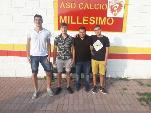 Calciomercato, Millesimo: concluso il tesseramento di Salvatico, Armellino e Gallo