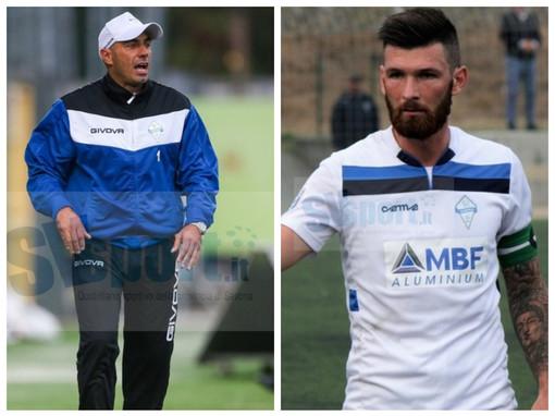 Calcio, Albissola. Rapporto ai minimi tra Bellucci e Sancinito, il centrocampista non è stato convocato per la trasferta di Vercelli. Sarà cessione?