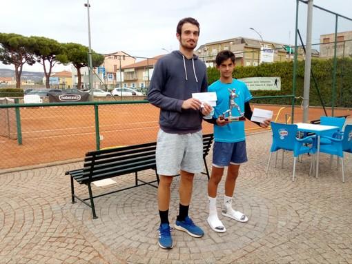 Tennis. il Loa Open a Lorenzo Carboni e Rebella Bonello