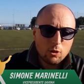 """Calcio, Savona. Marinelli risponde all'avvocato Mariani: """"A noi risulta che la raccomandata sia stata ricevuta. La transazione offerta a Cattardico è stata a dir poco generosa"""""""