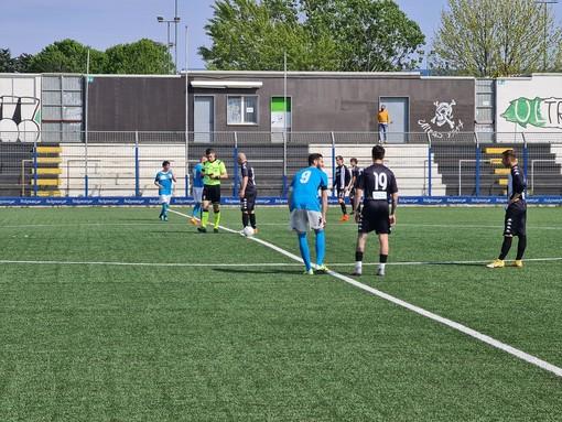 Calcio, Eccellenza. Franco Gargiulo sblocca l'Albenga, un buon Pietra si arrende di misura