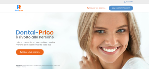 Trova il dentista più vicino a te grazie a Dental-Price.it