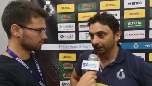 """Volley. Coach Mazzanti svela le difficoltà nel secondo test contro la Turchia: """"Deboli in ricezione, da lì è stato tutto più difficile"""" (VIDEO)"""