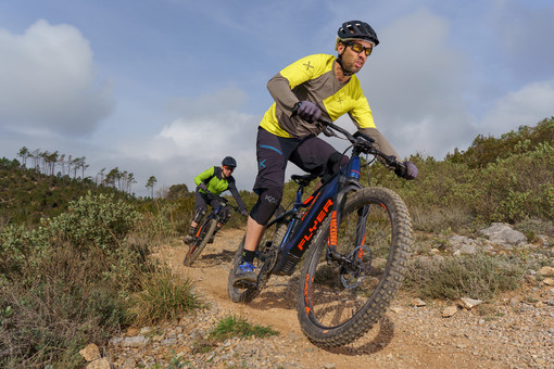 A Pietra Ligure un video di Flyer e-bike e una tappa della EWS Superenduro