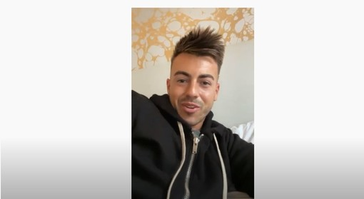 """Calcio, Legino. L'augurio di Stephan El Shaarawy al presidente Carella: """"Riprenditi presto. Appena possibile vengo a trovarvi!"""" (VIDEO)"""