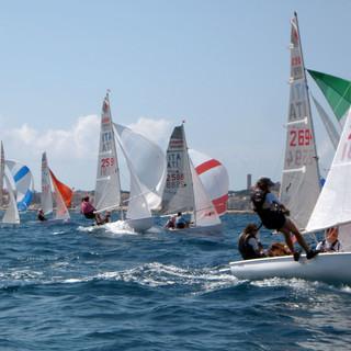 Vela: a Loano si torna in acqua con il Trofeo Baglietto