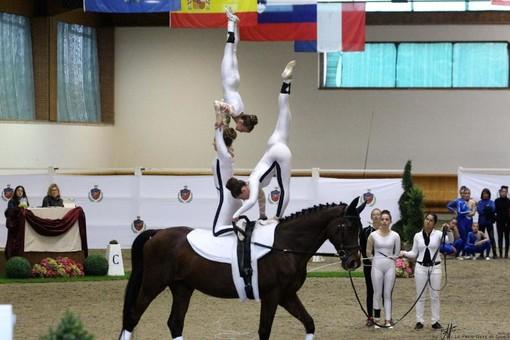 Equitazione: la Polisportiva del Finale si arricchisce con Le Perle Nere di Giuele