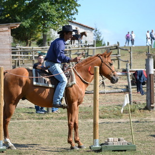 Equitazione, a Dego eletti i campioni provinciali di Gimkana Trail