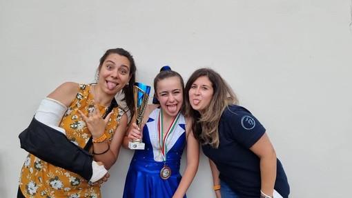 Pattinaggio artistico: il Roller Fest porta due ori, un argento e un bronzo alla Fratellanza Zinolese