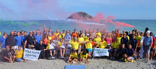 Ad Albenga il 6-7 luglio torna la grande festa della subacquea nessuno escluso: il nuovo percorso subacquea per non vedenti