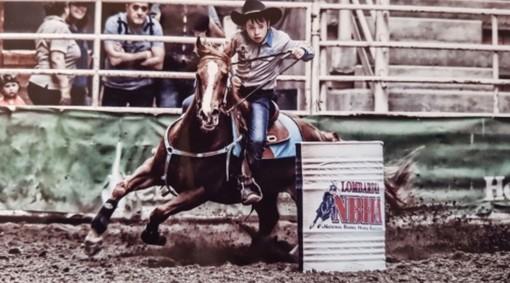 Monta western, Fabiano Pinto pigliatutto a Govone