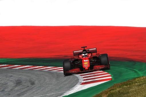 F1. Domenica in chiaroscuro per Leclerc in Stiria. Il monegasco porta la Ferrari a un buon settimo posto finale