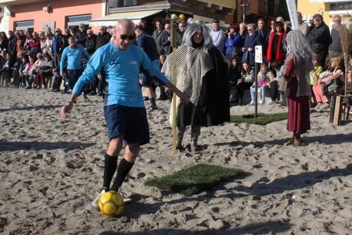 """Alassio, il 6 gennaio la 5^ edizione di """"Footgolf in spiaggia"""""""