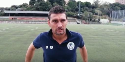 """Calcio, Legino - Ventimiglia: Davide Girgenti: """"Un buon pari contro un'ottima squadra"""" (VIDEO)"""