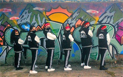 """Le giovanissime """"Gangsta Gams"""" di Immagine Danza Borgio Verezzi conquistano un nuovo podio nazionale"""