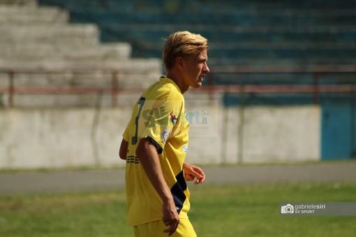 """Calcio. Savona, Eros Grani chiama continuità: """"Infortuni ormai alle spalle, spero di chiudere in crescendo questa stagione"""""""