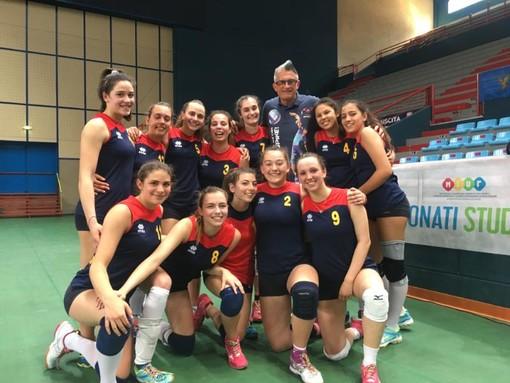Volley femminile: il Liceo G. Bruno di Albenga vince il titolo nazionale ai campionati studenteschi